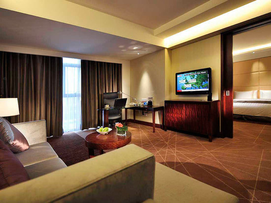 Crowne Plaza Superior Suite