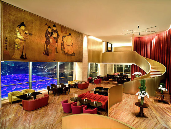 Pangu 7 star hotel beijing beijing china - 7 Star Hotel Lobbies Www Pixshark Com Images Galleries