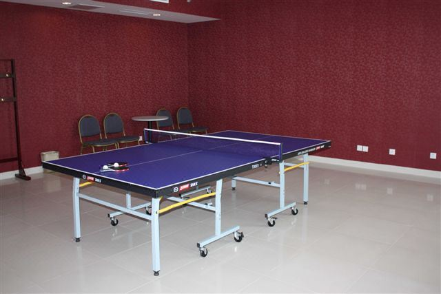 Table Tennis Room