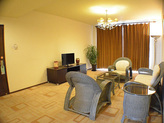 Villa Suite (3-bedroom and 1-living room)
