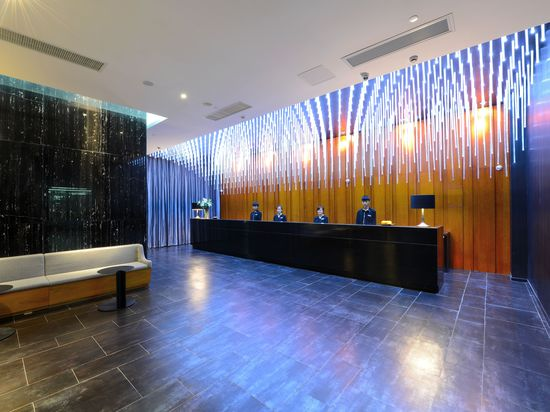 Crystal Orange Hotel (Nantong Yaogang Road Tanshu)