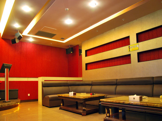 KTV rooms