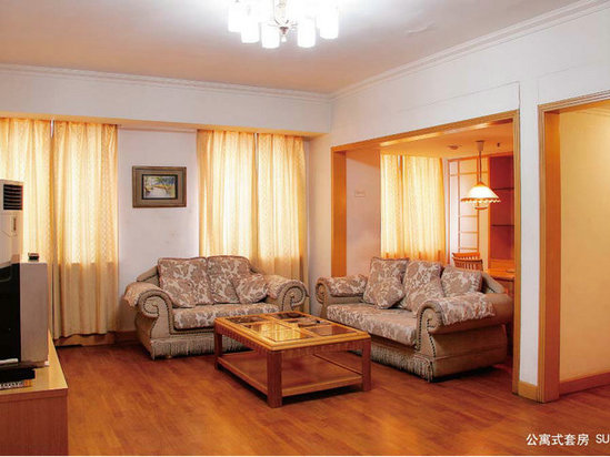 Business Standard Room (1-bedroom and 1-living room)