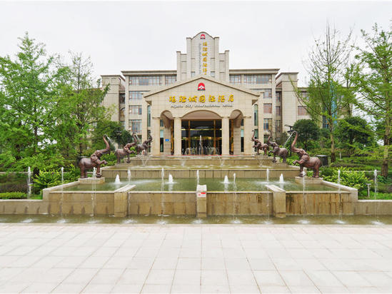 Guang'an Agate City International Grand Hotel