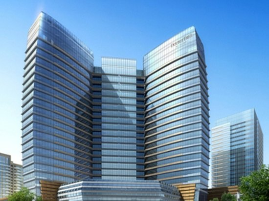 The DoubleTree by Hilton Heyuan