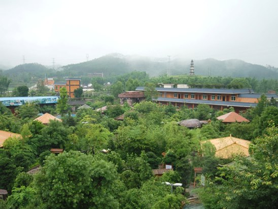 Jiangyuan Hotspring Holiday Resort