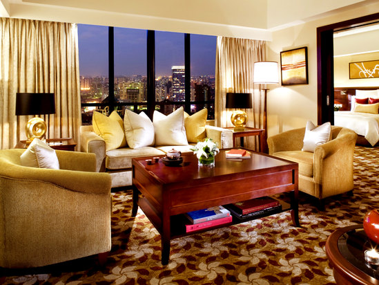 the portman ritz carlton shanghai