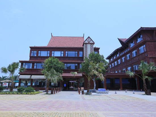 Yuelanting Harbour View Hotel