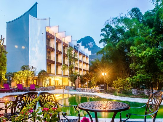 Court Yard Hotel(Yangshuo Yulong River)