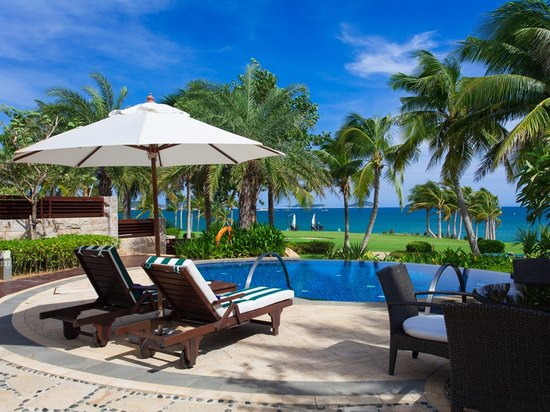 The St. Regis Sanya Yalong Bay Seaview Villas