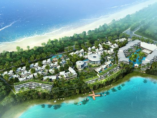 Palace Resort Yalong Bay Sanya