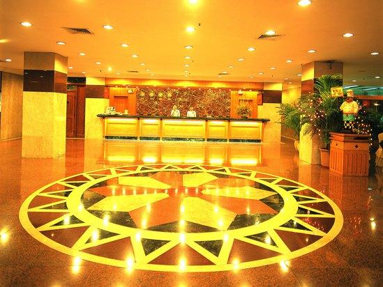 Top 10 Guangzhou Hotels Near Beijing Road Pedestrian