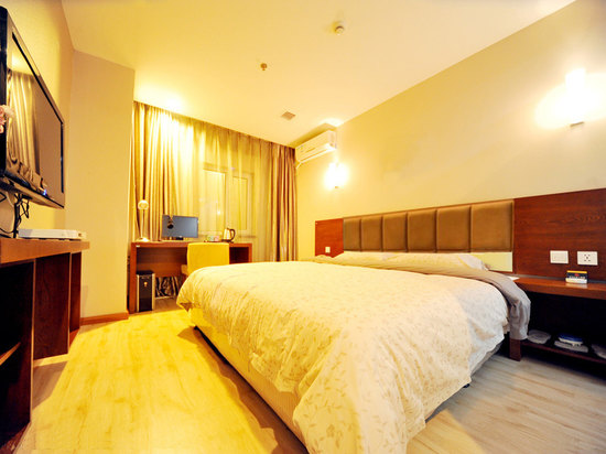 订单填写 广州白云机场快捷酒店公寓 豪华双床房 标准价
