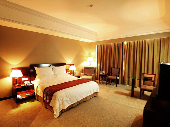 Superior Double Room(5-8 F)