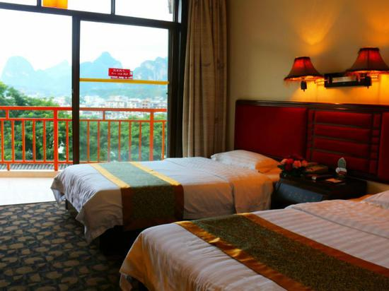 Panoramic Standard Room B