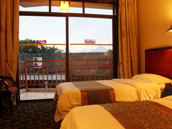 Deluxe Standard Room (With balcony)
