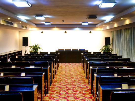 Multifunctional conference hall