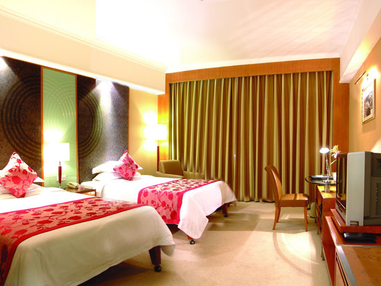 Deluxe Single/Double Room