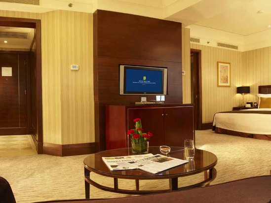 Executive Junior Suite (King bed)