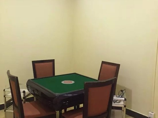 Chess and Cards Room