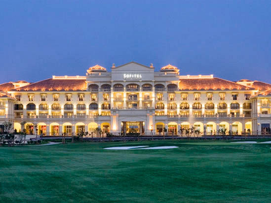 Sofitel Nanjing Zhongshan Golf Resort