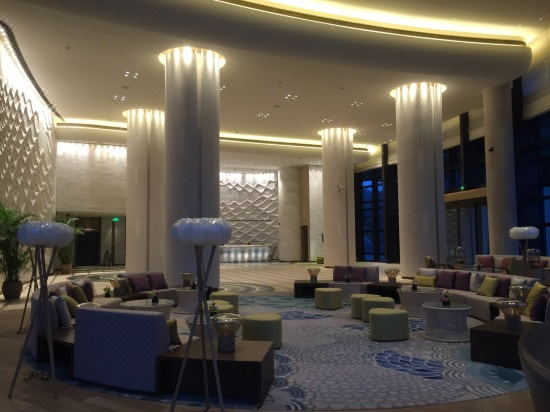 Crowne Plaza Ningbo Xiangshan Sea View