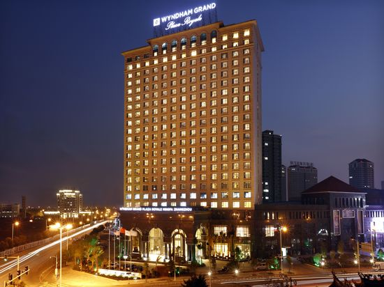 Wyndham Grand Plaza Royale Mingfa Zhangzhou