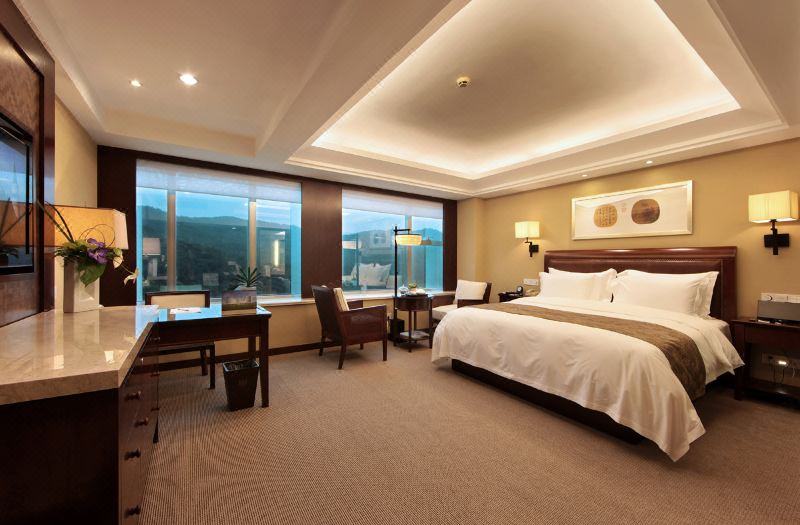 Deluxe Business King Room