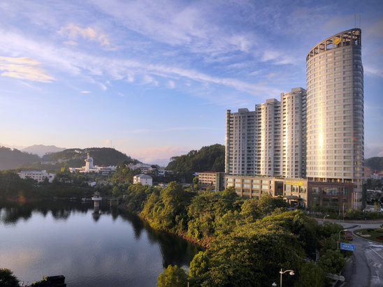 Longting New Century Hotel Qiandao Lake Hangzhou