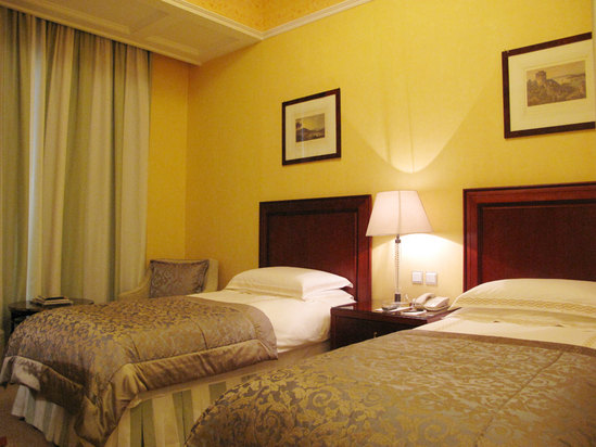 Deluxe Twin Room(14 days advanced booking)[with breakfast]