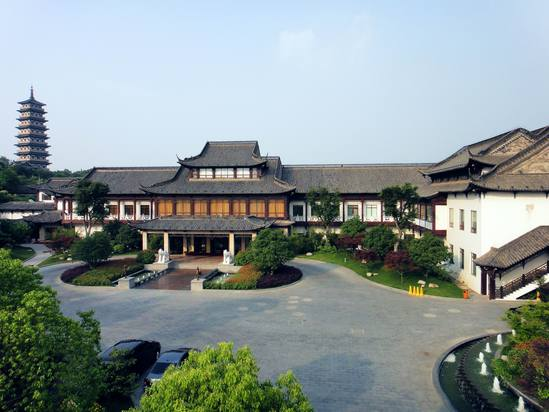 Hentique Huijin Resort Hotel