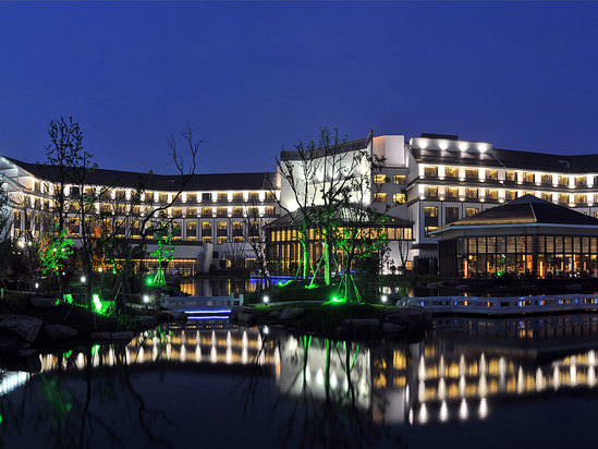 Worldhotel Grand Dushu Lake Suzhou