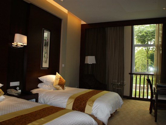 Superior Twin Room(Keyan Scenic Spot Package)(pre-pay)