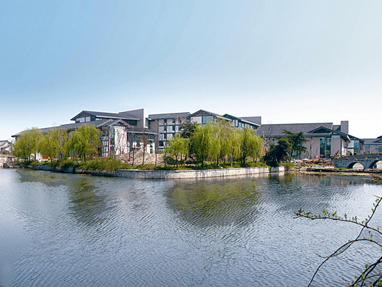 Mirror Lake Hotel Shaoxing