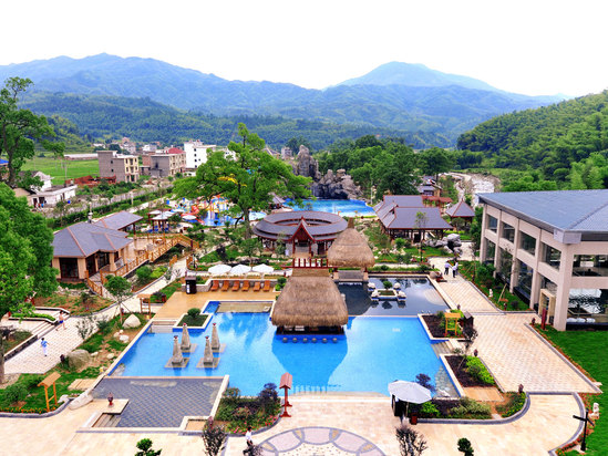 Wugongshan Rongyuan Conifer Resort