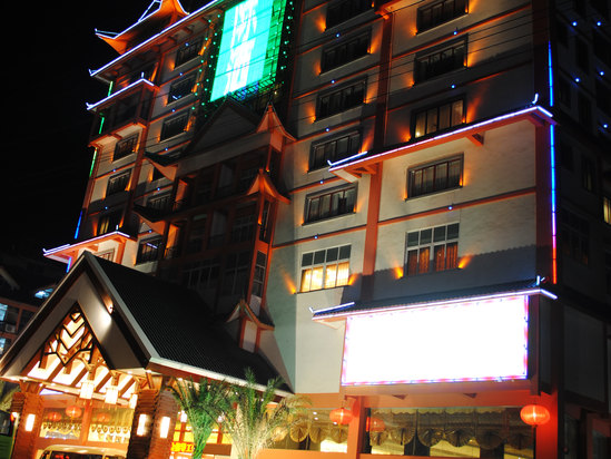 Vienna International Hotel (Guangxi Hezhou)