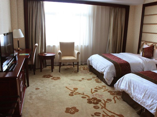 Deluxe Twin Room(Limited Offer)
