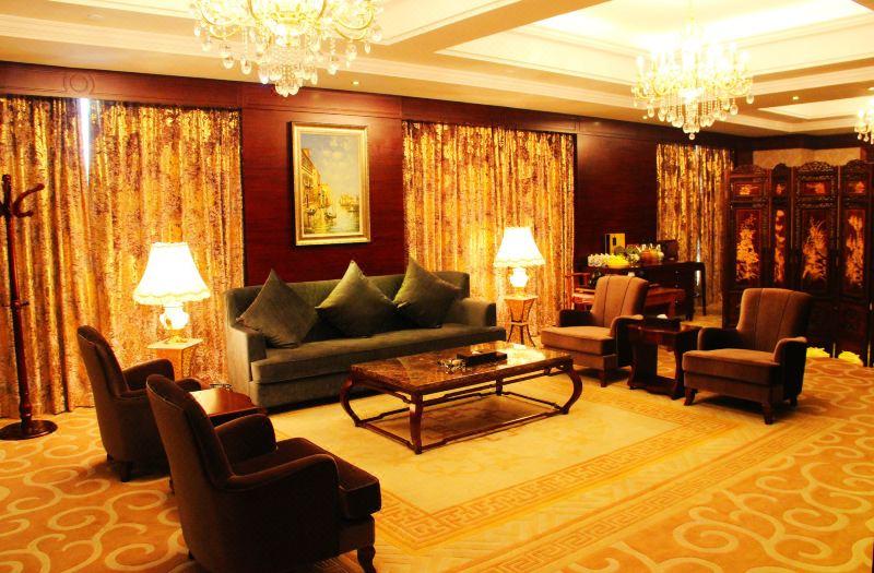 21F總統套房客廳