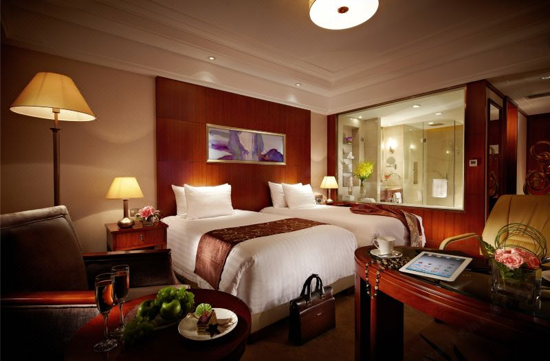 Executive Gardenview Twin Room