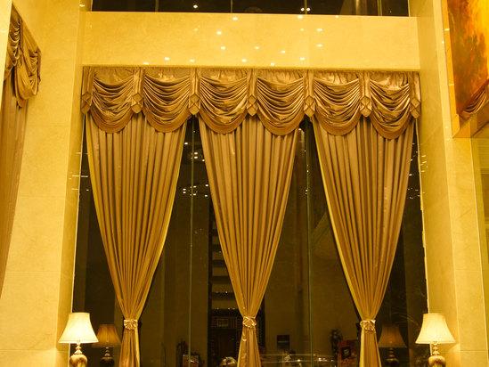 Corner of the lobby