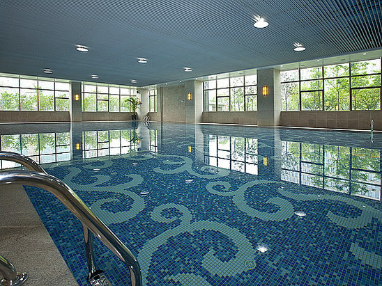 運動城泳池