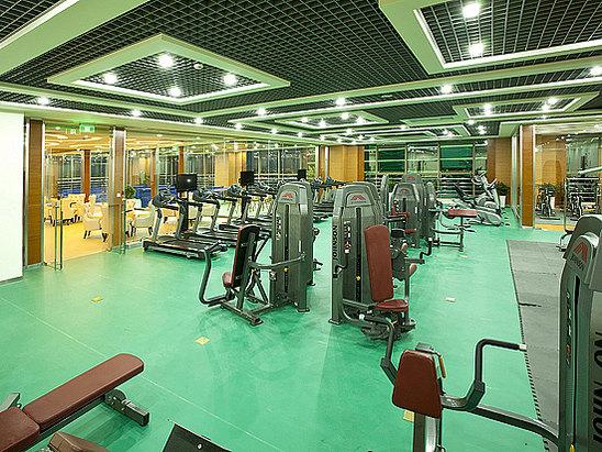 運動城健身房