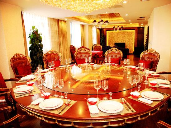 餐廳VIP包間