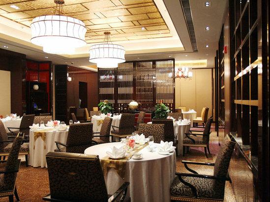 品珍中餐厅大厅