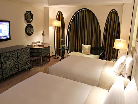 中東雙床房