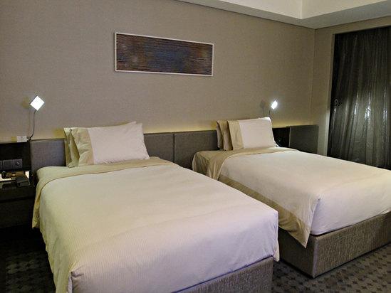 時尚雙床房
