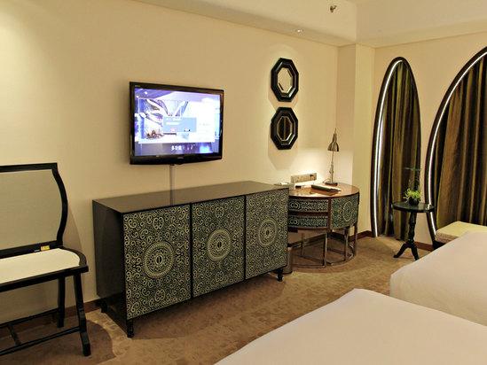 中东双床房