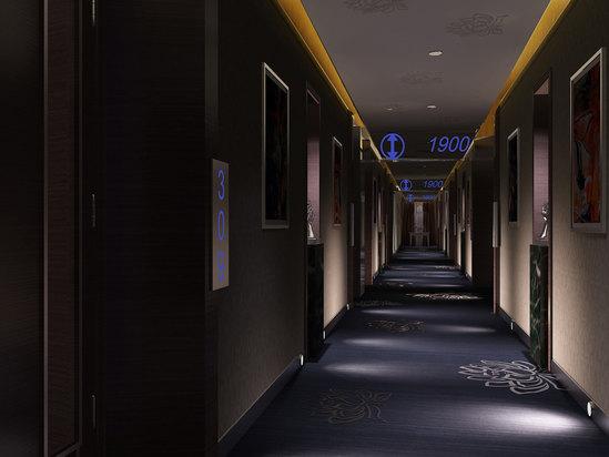 12,14楼过道