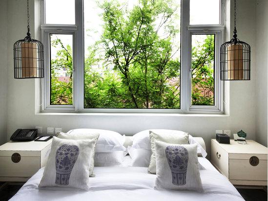 舒適客房(大床、雙床)