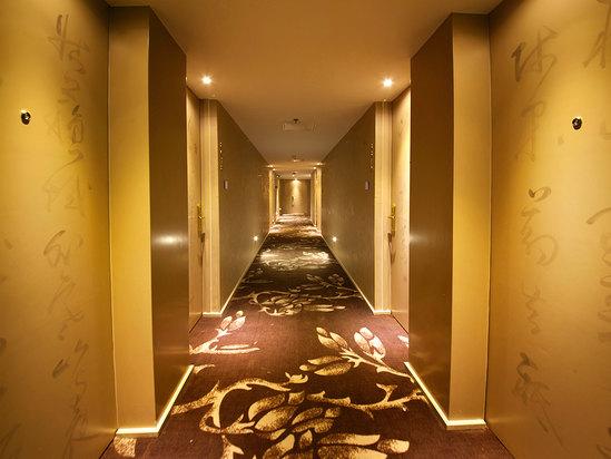 走廊(書法長廊風格)